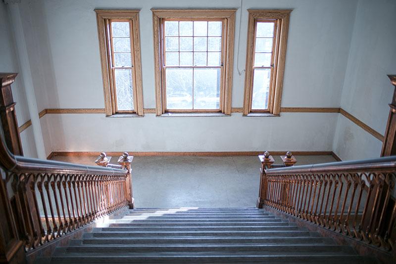 Evans-School-Stairs