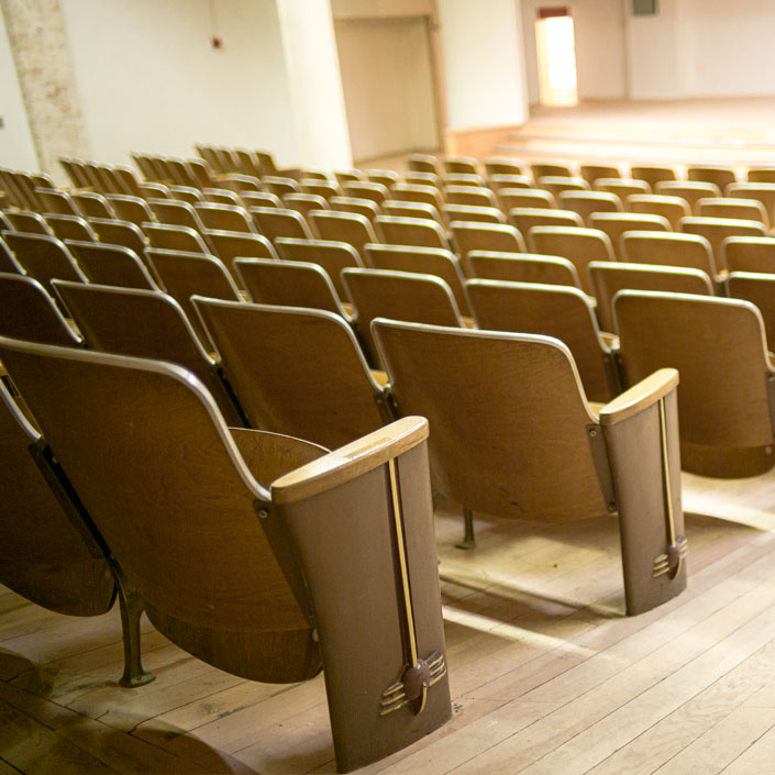 Evans School Auditorium