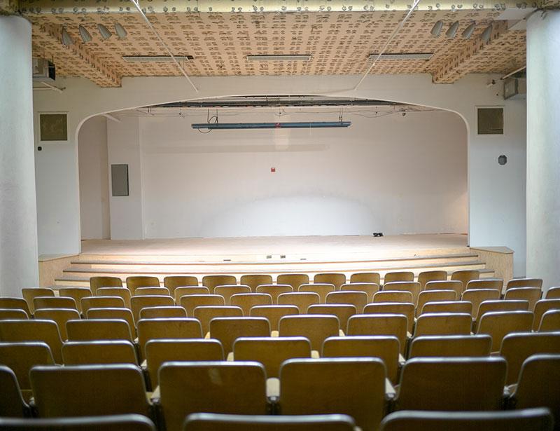 Evans School Auditorium