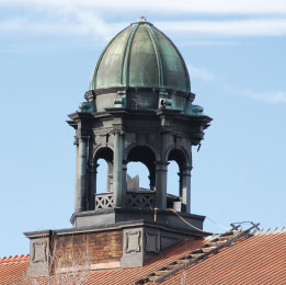 Evans School Bell Tower